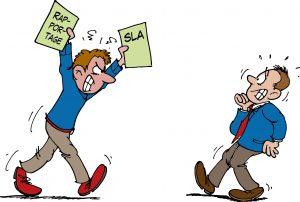 Een betere SLA leidt tot tevredener klanten en betere bedrijfsresultaten